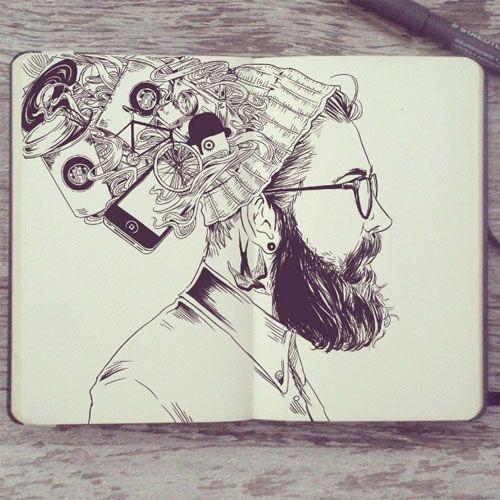 Animal Sketchbook Cute Sketchbook for Drawing Blank Sketchbook White Paper Blank Sketchbooks