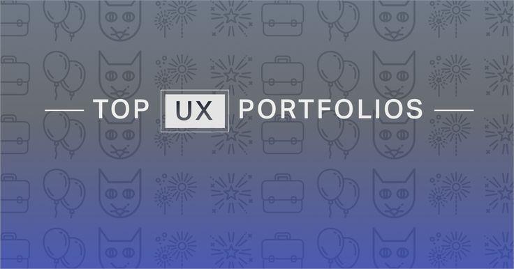 UX Portfolios – UX Beginner