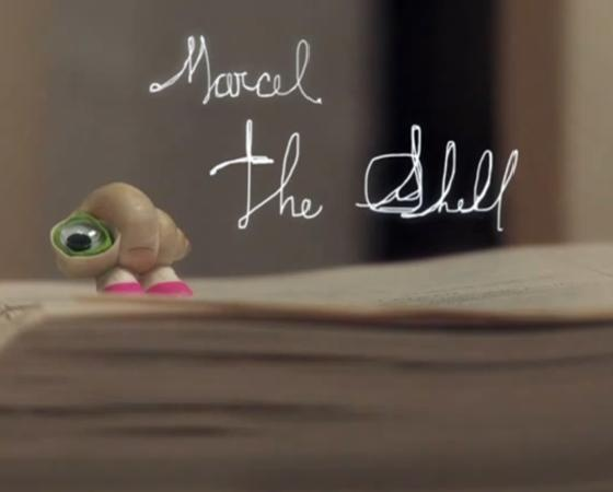 Marcel the shell.