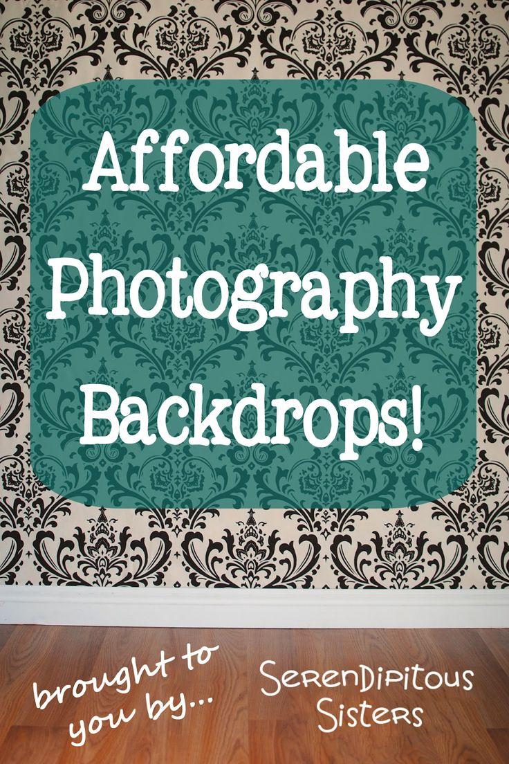 River Road Rustics: Affordable Photography Backdrops!