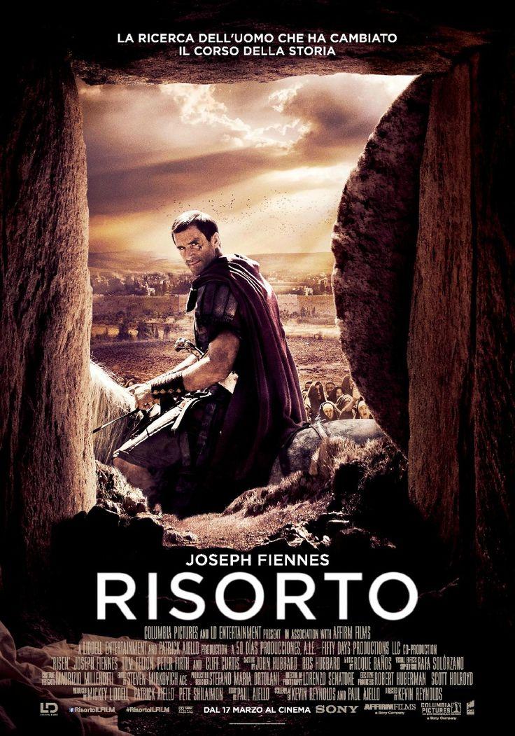 Risorto, scheda del film di Kevin Reynolds con Joseph Fiennes e Tom Felton, leggi la trama e la recensione, guarda il trailer, scopri la data di uscita al cinema del film