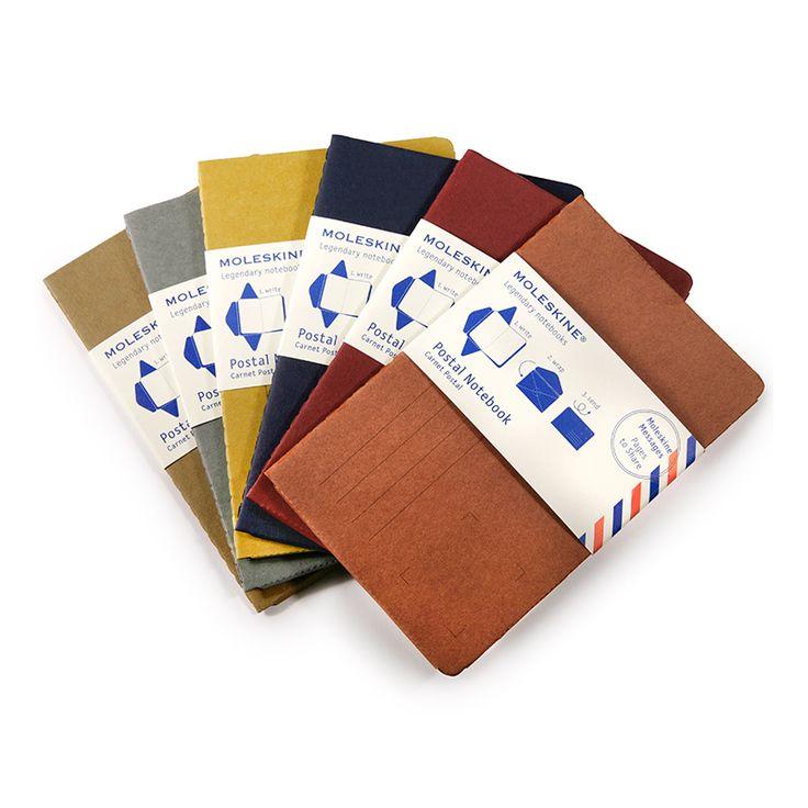 Moleskine Messages Pocket Postal Notebook