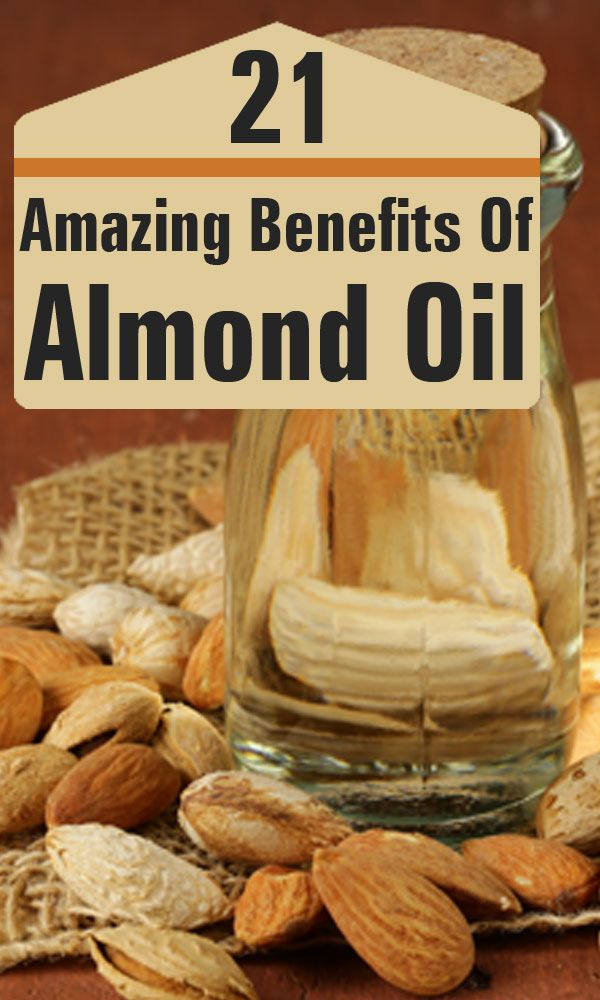 21 Amazing Benefits Of Almond Oil For Skin, Hair And Health- has a treatment for ezcema