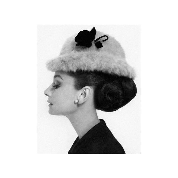 audrey hepburn poster in blair waldorf s room by kineticg 180 found on polyvore icons of. Black Bedroom Furniture Sets. Home Design Ideas