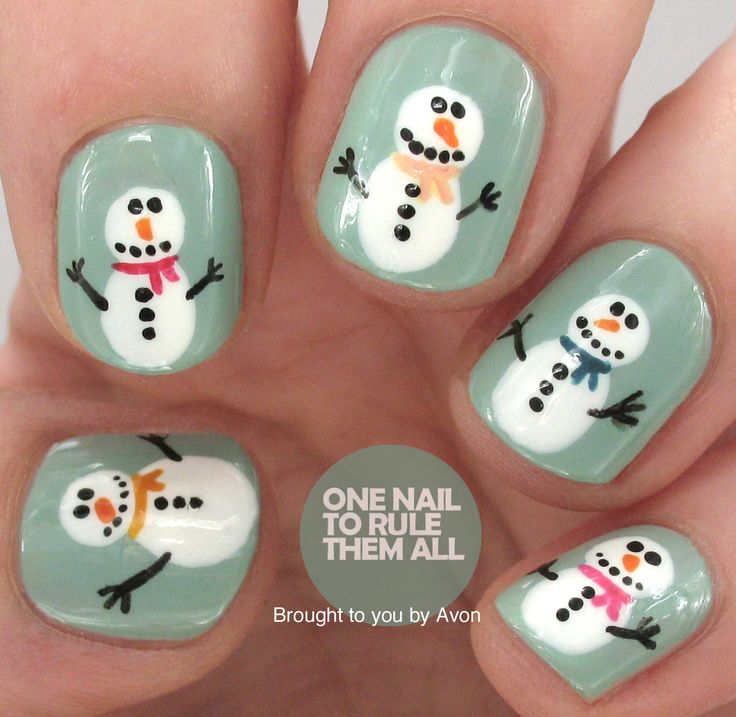 The 25 best snowman nail art ideas on pinterest snowman nails the 25 best snowman nail art ideas on pinterest snowman nails christmas nail art designs and easy christmas nail designs prinsesfo Images