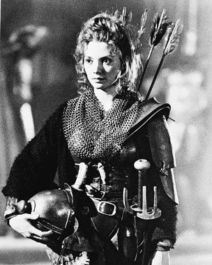 Joanna Whalley as Sorsha from the movie Willow.