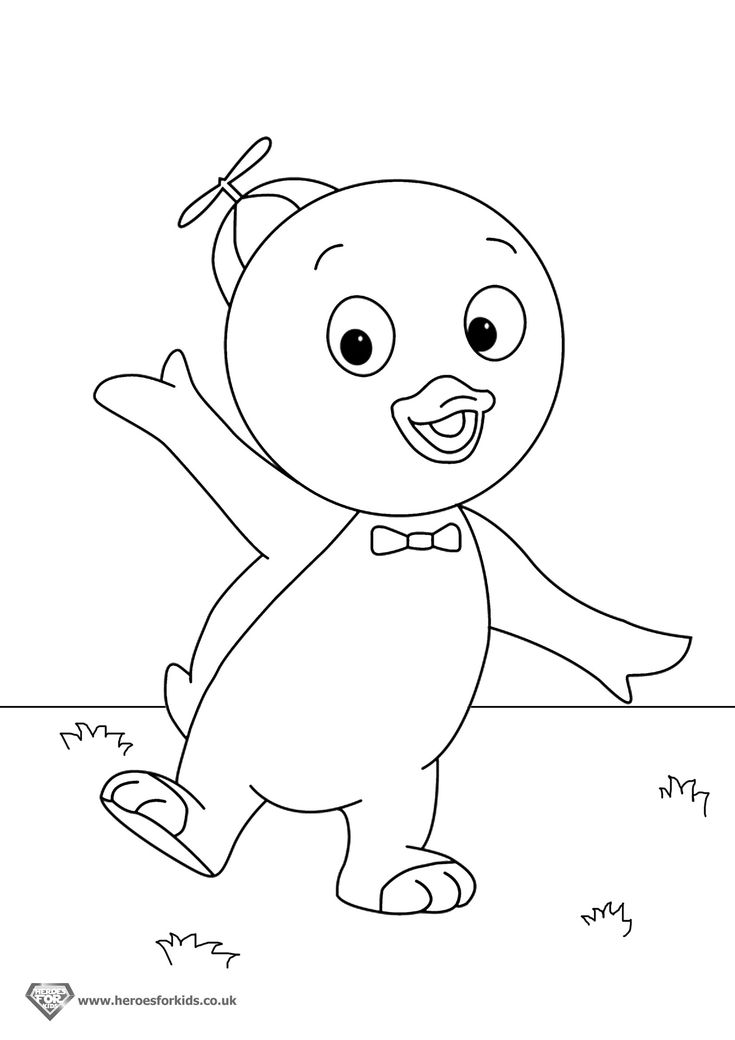 backyardigans coloring pages - 276 best images about gel m on pinterest coloring