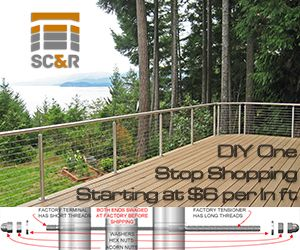 Learn About The Building Codes That Regulate Deck Guard Rails. How High Do  Rails Need