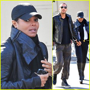 Janet Jackson: Married to Wissam Al Mana! | Janet Jackson, married ...