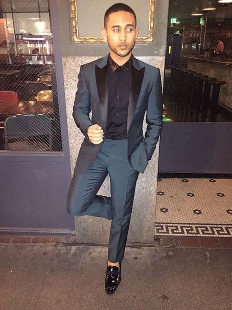 Tahj Mowry is the little brother of superstar twins, Tia and Tamera, however he has been acting in his own right since age four. Some of his roles include 'Full House' and ' Smart Guy'. Currently stars as Tucker on ABC's 'BabyDaddy'.