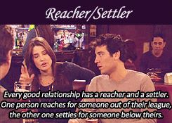 How I Met Your Mother Rules - Reacher Settler