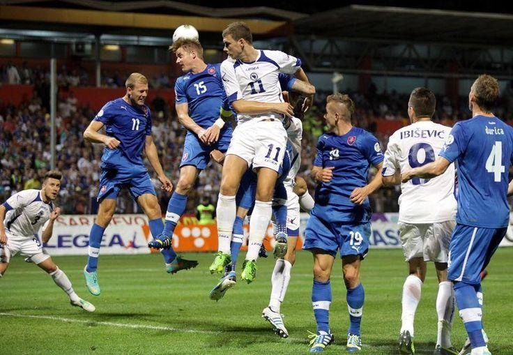 BiH vs. Slovakia