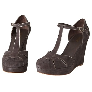 Cute #wedges from Comptoir des Cotonniers
