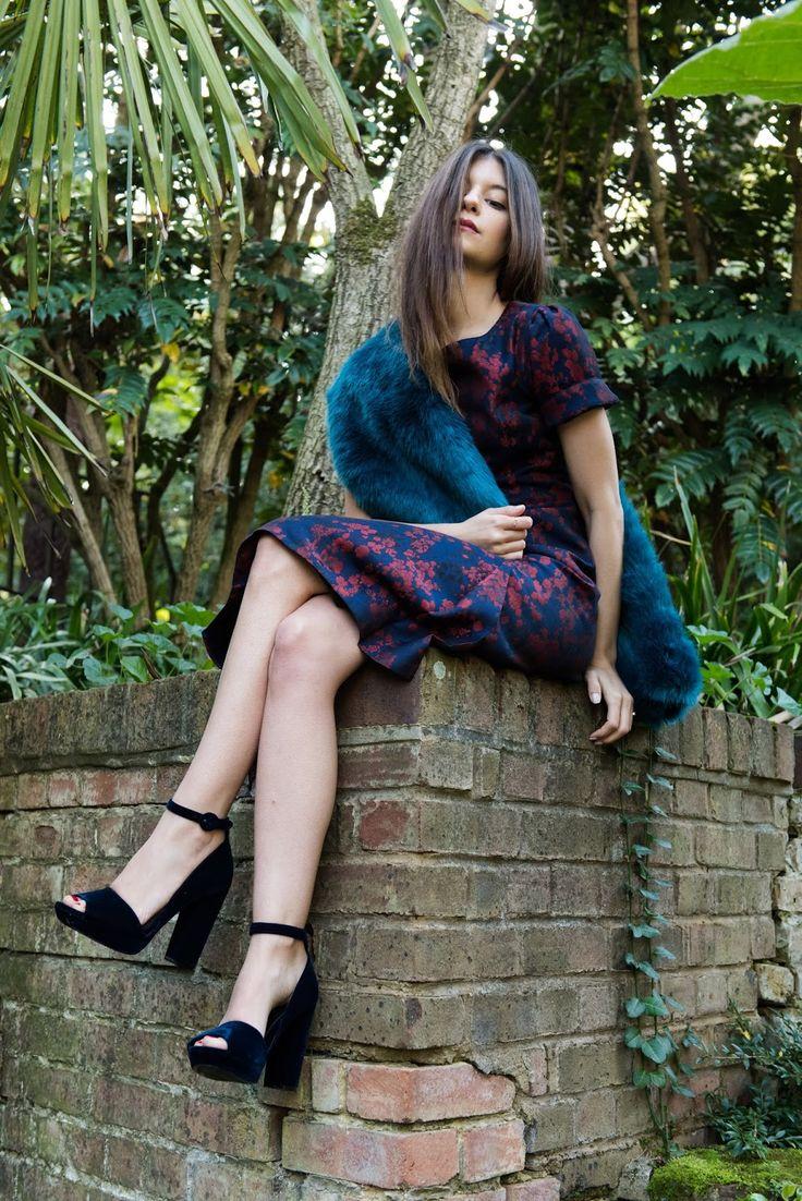 Thanks to @LoveImbro for a gorgeous shoot with our Jennifer #autumnfashion #fallfashion