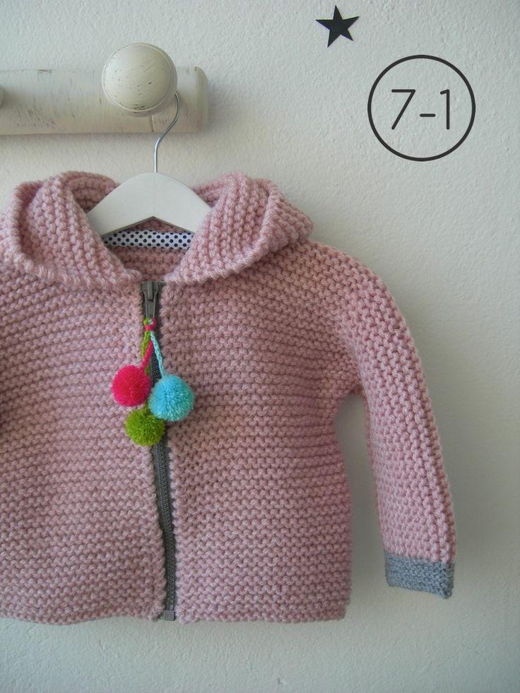 Cazadora pompones | Libelula Handmade