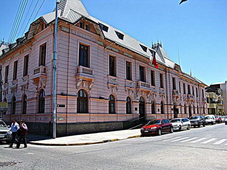 San Fernando | Edificio de la Gobernación Foto Sanfurgo