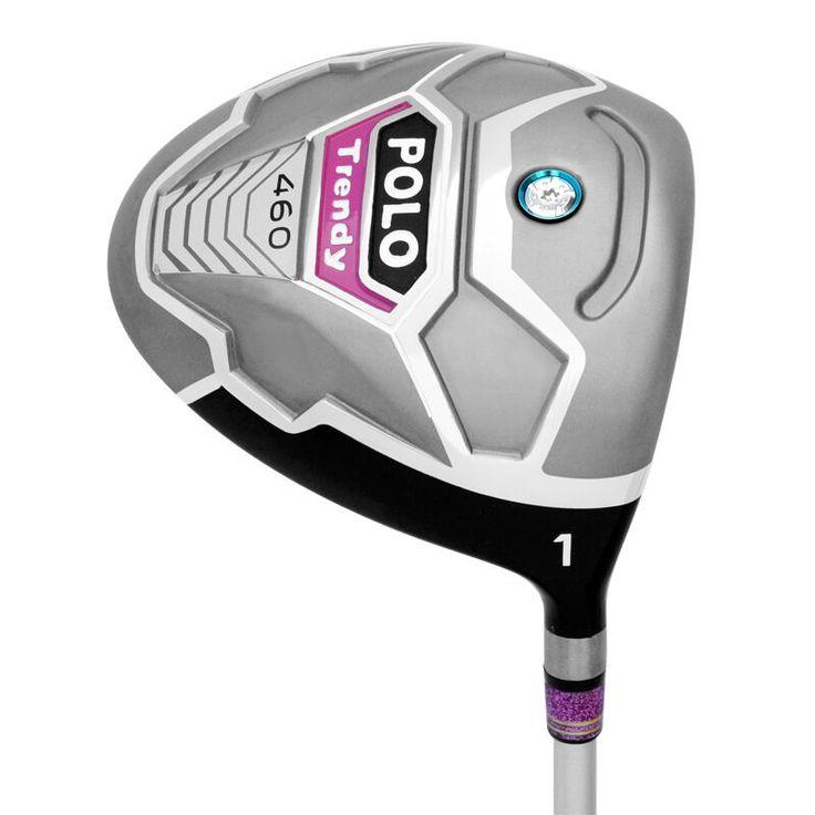 Genuine Polo Golf Clubs A Driver Club Head Titanium Alloy 1 Woods Loft 10.5/Length 44.5 Inch/SwingWeight D4 Purple