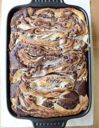 Earthquake Cake~fantastic unreal cake!