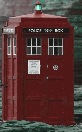 Red Tardis Yes No I Like It Tardis Time Lords