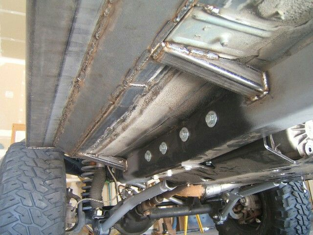 23 Best Jeep Chassis Reinforcement Images On Pinterest