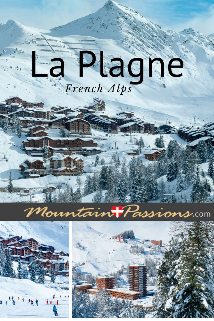 La Plagne is arguably the definitive purpose-built ski package, and is on a grand scale – no fewer than ten centres are spread around the vast ski area linked to Les Arcs and known as Paradiski.