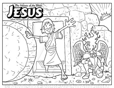 379 best Jésus Christ N T images on Pinterest Sunday school - best of coloring page jesus in the desert