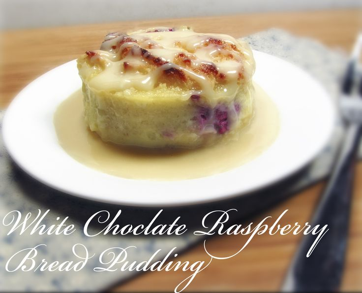 White Chocolate Raspberry Bread Pudding that melts in your mouth? Dive into this tonight and you will be thanking me for the new outlook on what bread pudding is suppose to be.   http://www.touchofmodernhospitality.com/2014/02/white-chocolate-raspberry-bread-pudding.html