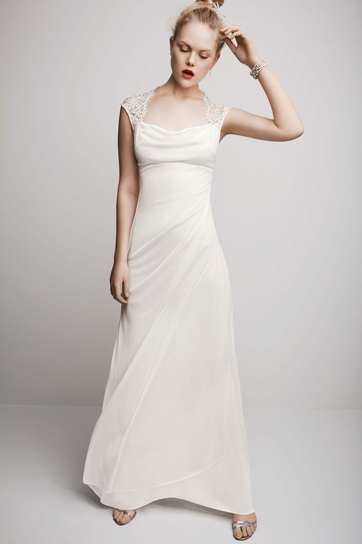 Best 25 Second wedding dresses ideas on Pinterest  Vow renewal dress 1950s inspired fashion
