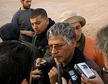Abdelkader Taleb Omar, Prime Minister of the Sahrawi Arab Democratic Republic