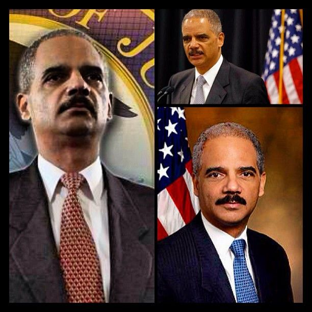 Eric Holder Jr (a member of President Barack Obama's Administration) is currently the 82nd Attorney General of the United States. He is the first African American To hold this position...#blackhistorymonth#blackhistory - @get1later- #webstagram