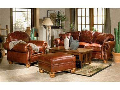 Marshfield Furniture B2248 Sofa At Woodleys In Colorado Springs 5655 North Leather Living Room