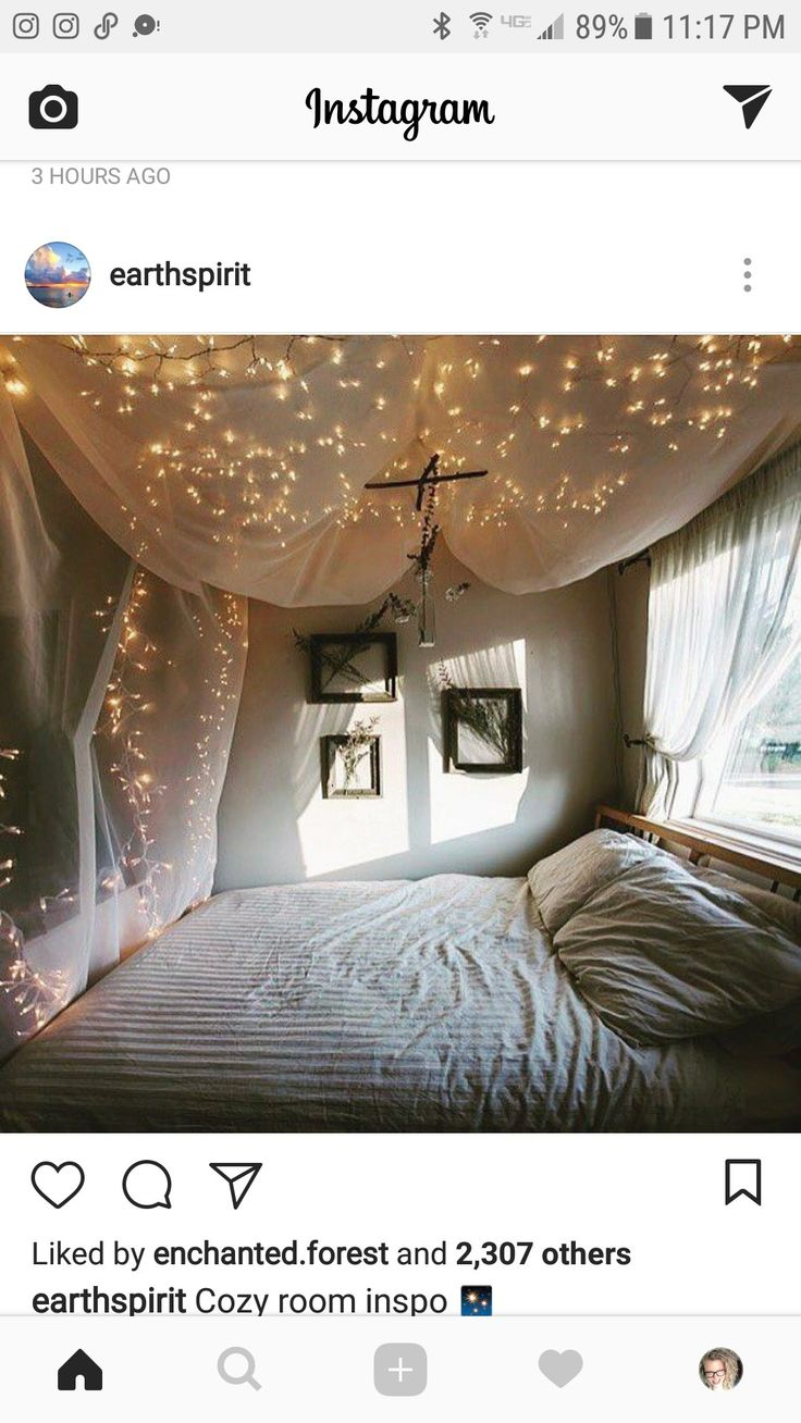 Sparkly bedroom or ceiling
