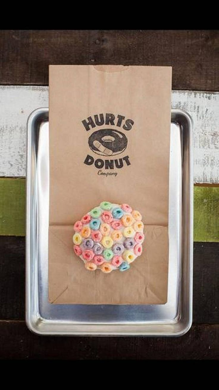 Hurts Donut, serves crazily topped doughnuts and more in west Wichita.