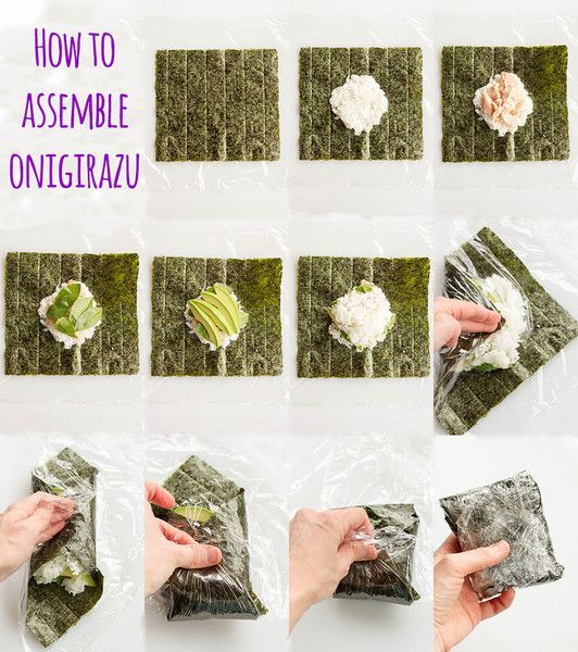 Want an Easy Recipe to Get Out of a Sandwich Rut? Try Onigirazu
