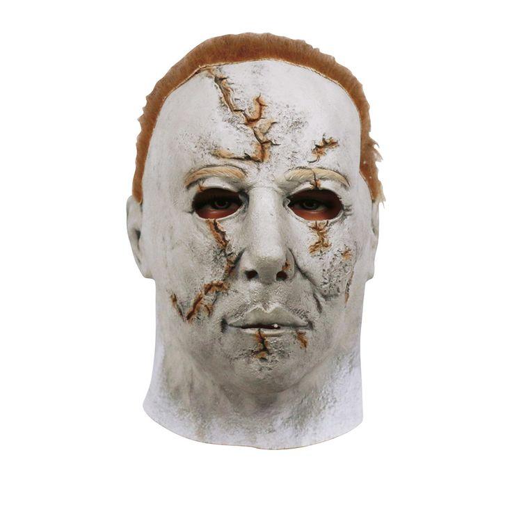 Hot Sale Halloween Cosplay Popular Michael Myers Mask Halloween Scar Face Michael Myers Mask Party Mask