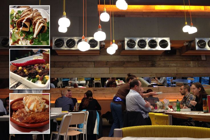 As the first Wahaca outside London opens its doors in Cardiff, we were among the first to have a look around... and taste the food 20th November 2014