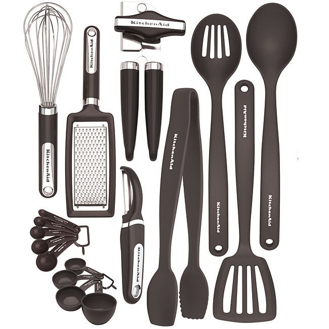 KitchenAid 17-piece Kitchen Tool and Gadget Set
