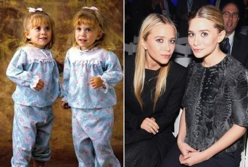 Full House All grown up. Mary Kate and Ashley Olsen, (Michelle ...