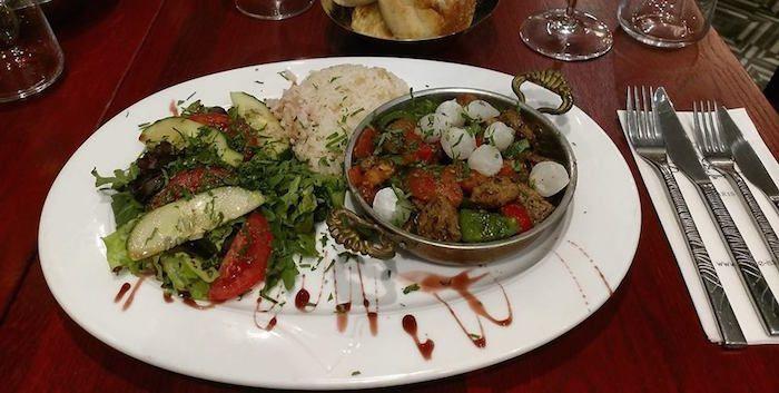 Top Halal Turkish Restaurant In Paris France Halal Recipes Food Halal