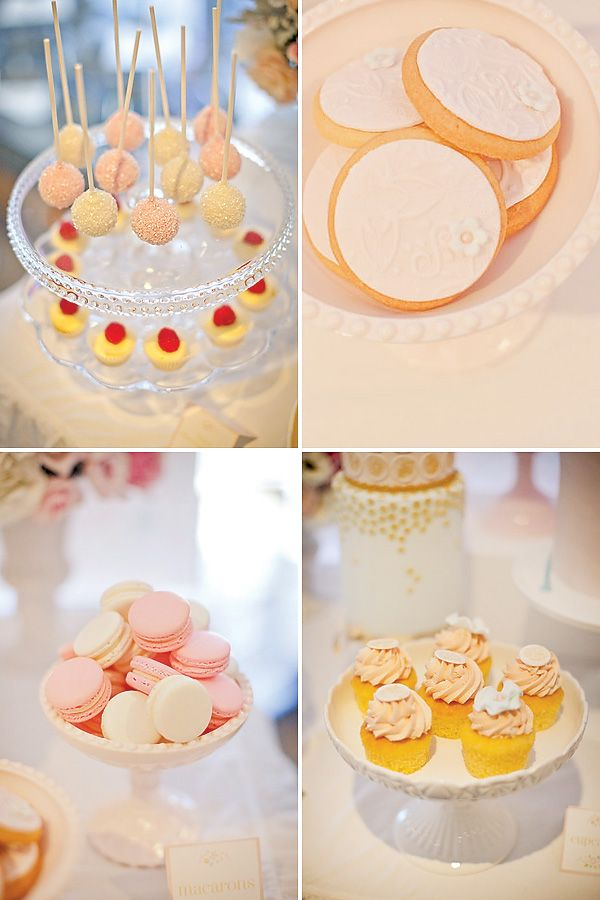 {Flower Inspired} Pretty Pastel Party
