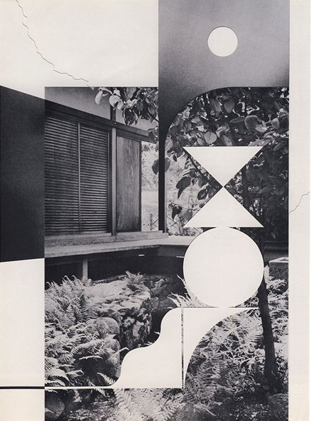 Louis Reith, Untitled (Nachttuin *8, *9 and *7), 2014
