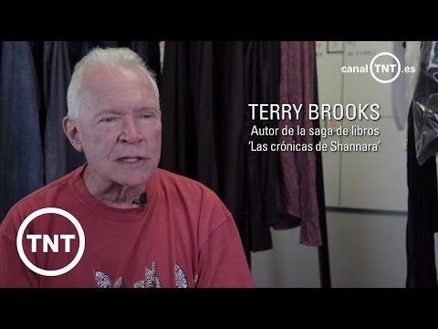 Entrevista Terry Brooks | Las crónicas de Shannara | TNT - YouTube