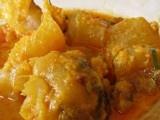 resep masakan GULAI TUNJANG (PADANG)