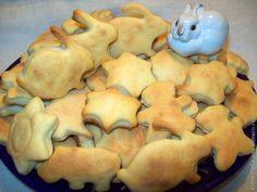 Детские печенья на кефире / Рецепты с фото