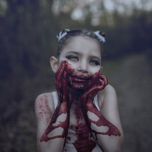 These Photographs of Zombie Children Will Terrify You