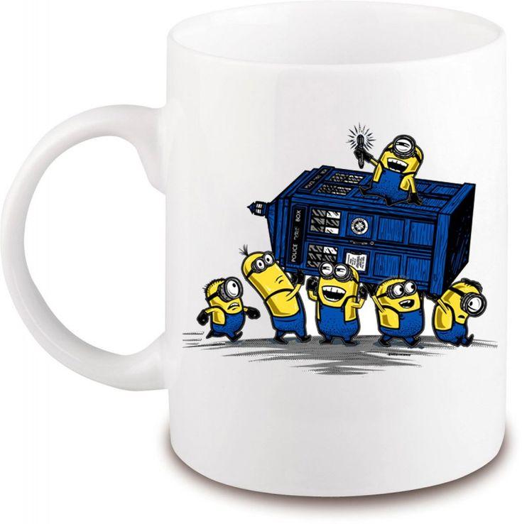 Tasse Mug Cake Minion