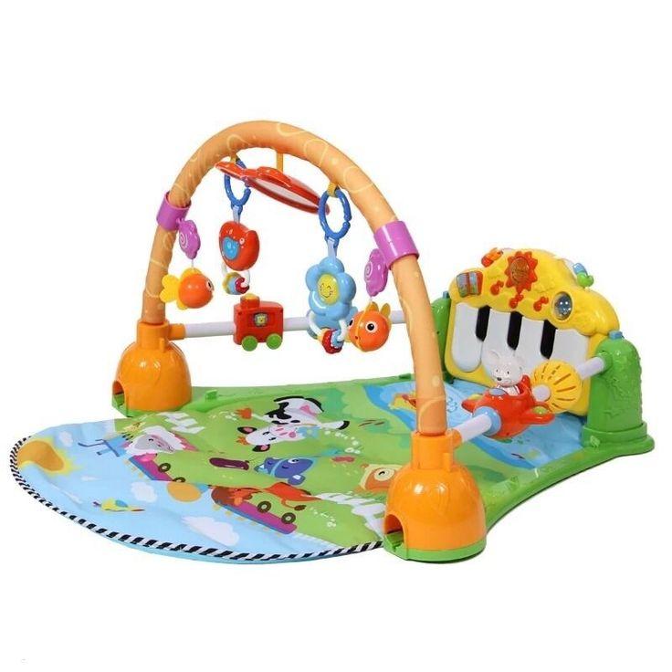https://www.i-sabuy.com/ Hellomom เพลยิมเปียโน Baby foot piano