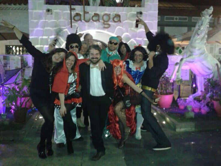 Carnaval apertura 2014