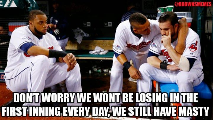 c9abcfd0fa334b689b6c519c7fe96c1c browns memes cleveland indians cleveland indians memes @stephanie cleveland browns memes stuff,Cleveland Indians Meme