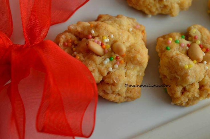 Biscotti rustici all'olio